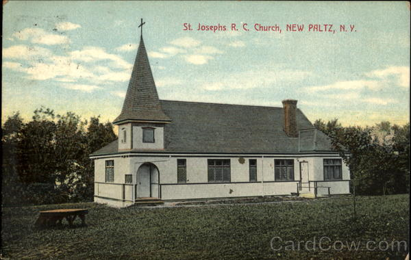 St. Josephs R. C. Church New Paltz New York