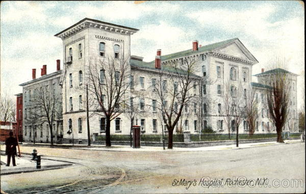 St. Mary's Hospital Rochester New York