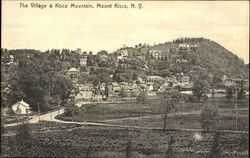 The Village And Kisco Mountain