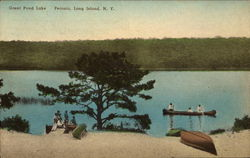 Great Pond Lake, Long Island