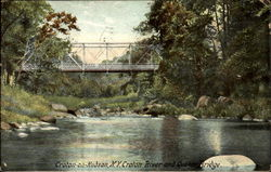 Croton River and Quaker Bridge