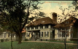 Greenwich Hospital, Milbank Ave.