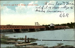 N. Y. N. H. And H. R. R. Bridge