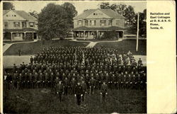 Battalion And East Cottages At O. S. & S. O. Home