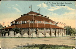 Stock Pavilion, State Fair grounds