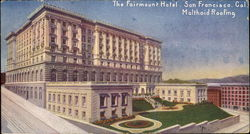 The Fairmont Hotel Malthoid Roofing