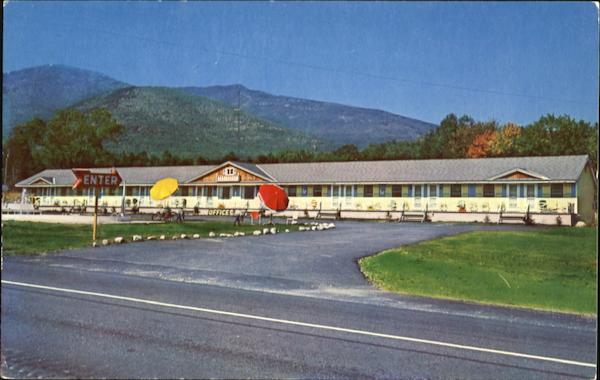 Comber's Town An Country Motel Wilmington New York