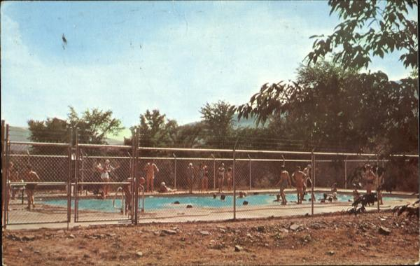 Kamp Koinonia Swimming Pool, R. D. No. 1 Middlesex New York