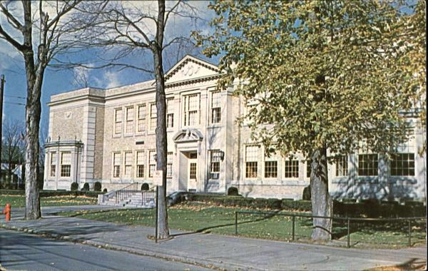 Humburg Grade School Hamburg New York