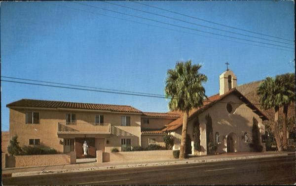 Our Lady Of Solitude Catholic Church, West Alejo Road Palm Springs California