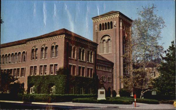 Bovard Auditorium, University of Southern California Campus Los Angeles