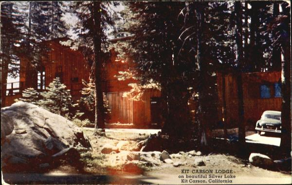 Kit Carson Lodge Silver Lake California