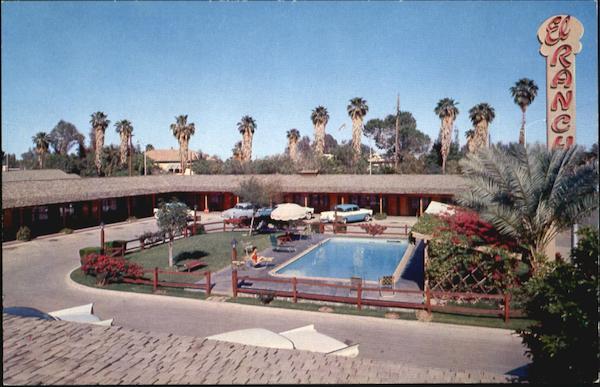 The El Rancho Motor Hotel, 341 Fourth Street