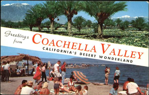 Fabulous Coachella Valley California
