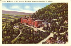 Bernarr McFadden Hotel & Health Center Postcard