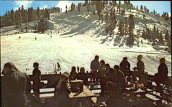 China Peak Ski Resort, Highway 168