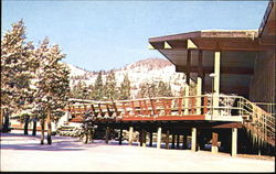 World Famous Squaw Valley Scene Of The 1960