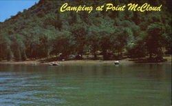 Camping At Point McCollum