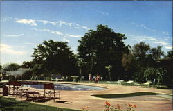 Paso Robles Inn Swimming Pool