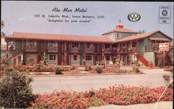 Ala Mar Motel, 102 W. Cabrillo Blvd.