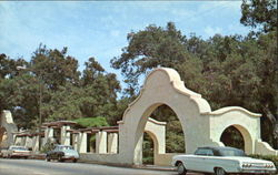Gate Way To Ojai City Park