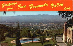 Greetings From San Fernando Valley