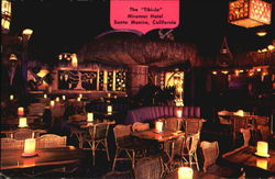 The Tiki-Jo Polynesian Restaurant