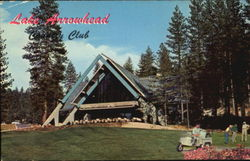 The Lake Arrowhead Country Club