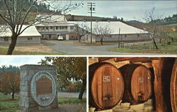 D'Agostini Winery State Historical Landmark, Amador County