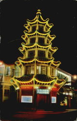 Golden Pagoda, 950 Mei Ling Way