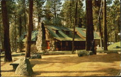 Manzanita Lake Lodge, Lassen Volcanic National Park