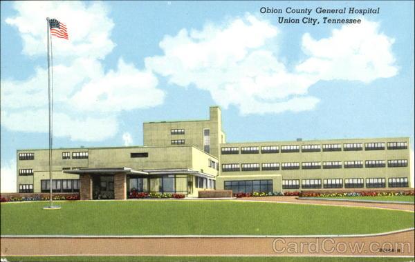 Union City Tn County