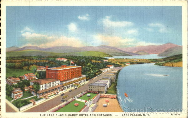 The Lake Placid Marcy Hotel And Cottages New York