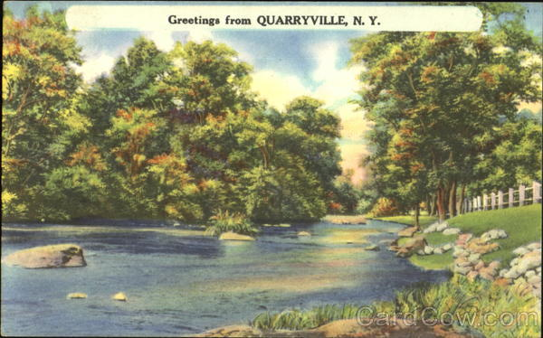 Greetings From Quarryville New York