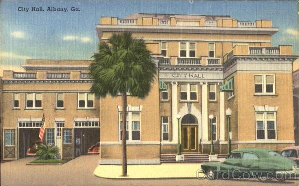 City Hall Albany GA