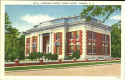 Kershaw County Court House
