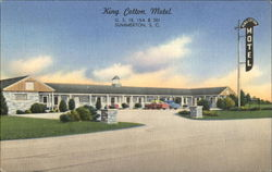 King Cotton Motel, U. S. 15 15A & 301
