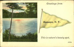 Greetings From Ramapo