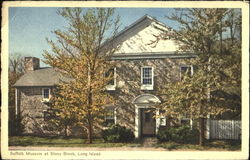 Suffolk Museum At Stony Brook, Long Island Postcard