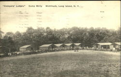 Campers Lodges, Long Island