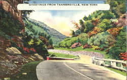 Greetings From Tannersville