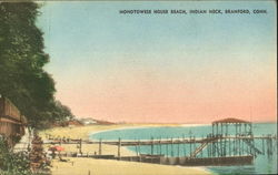 Monotowese House Beach, Indian Neck