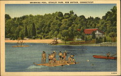 Swimming Pool, Stanley Park