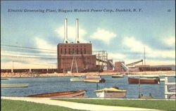 Electric Generating Plant