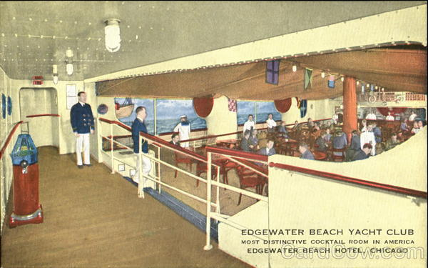 Edgewater Beach Yacht Club Chicago Illinois