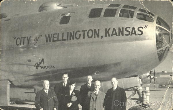 City Of Wellington Kansas Aircraft