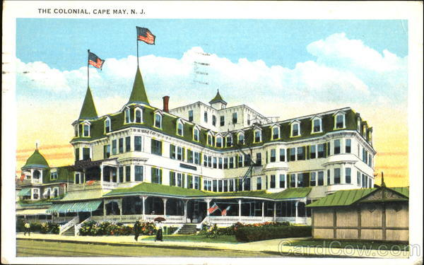 The Colonial Cape May New Jersey