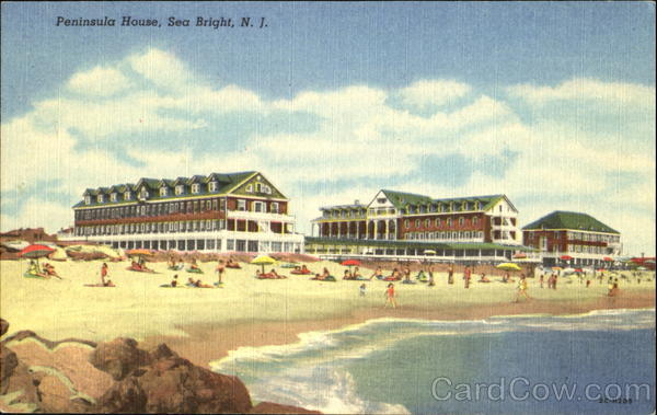 Peninsula House Sea Bright Nj