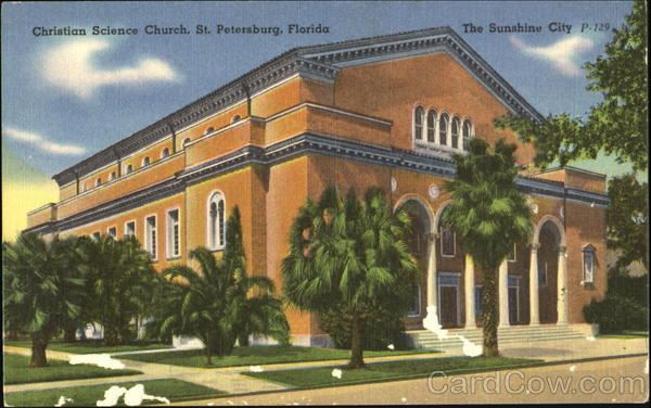 Christian Science Church St. Petersburg Florida
