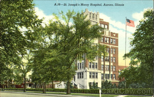 St Joseph S Mercy Hospital Aurora Il